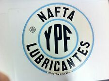 YPF Argentina Gas and Oil Company Sign - USED Argentine - #278
