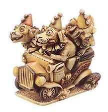 "Harmony Kingdom ""Road Dogs"" Circus Retired 1996-Mint"