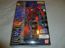 BOXED GUNDAM MG ACTION FIGURE MODEL KIT NEO DUKEDOM MS-06S DUKE II MOBILE SUIT >