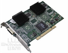 Matrox G450 Graphics Card 64MB PCI Video Card for HP RP5000, G45X2DUAL-B