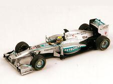 Spark Model 1:43 S3055 Mercedes F1 W04 #9 Australian GP 2013 - N.Rosberg NEW