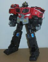 Transformers Cybertron GALAXY FORCE OPTIMUS PRIME Incomplete Leader