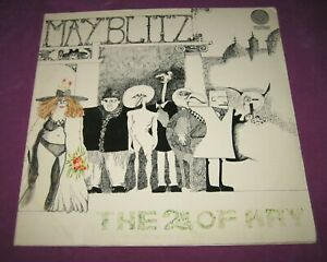 MAY BLITZ - THE 2ND OF MAY - VERTIGO GERMAN 1970 SWIRL ORIGINAL NEAR MINT