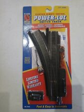 Life-Like Power-Lot #21306. Electric Switch Track W/Left Hand Turnout