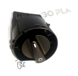 FABIA AUDI A3 Reparatursatz Lichtschalter Hauptlicht Abdeckung 8L2941531G