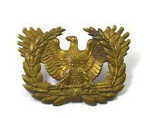 Vintage Royal Cap Badge logo England Military Nice Collectible logo G29-145 US