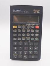 Sharp EL-531L Scientific Calculator