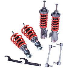 Godspeed GSP Mono RS Coilovers Lowering Suspension Kit Chevy Camaro 10-15 New
