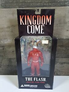 KINGDOM COME THE FLASH-COLLECTOR ACTION FIGURE-DC DIRECT/OPEN BOX