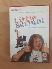 LITTLE BRITAIN THE COMPLETE SECOND SERIES   DVD  FREE POST UK