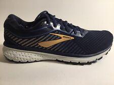 Brooks Ghost 12 Running Shoes 110316 1D 489 Navy Blue Men's