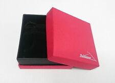 Geschenkbox Aufbewahrungsbox Schachtel Gift-Box Schmuck-Box Rot 70 x 70 x 34 mm