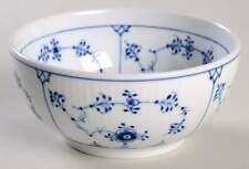 """Royal Copenhagen Blue Fluted Plain 5"""" Round Serving Bowl 10394486"""