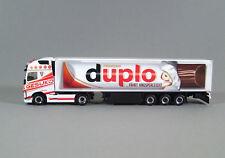 """duplo Showtruck - Herpa 307482 Volvo FH Gl. XL Küko-Sz """"Gesuko / Duplo"""" 1:87"""