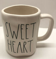 "RAE DUNN Artisan Collection LL ""SWEET HEART"" Mug By Magenta"