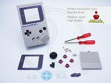 Zero GBZ Original Grey Nintendo Game Boy DMG-01 Classic Housing Case Shell GMZ
