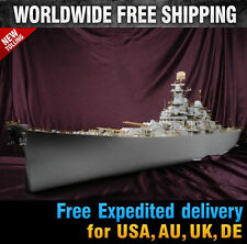 <Hobby365> New 1/200 USS IOWA DX PACK for Trumpeter  by MK.1 Design #MD20008