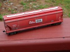 Accurate Finishing/Front Range Elders Grain Covered Hopper Weathered