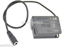 DMW-DCC8 DC Coupler BLC12 dummy battery for Panasonic Lumix DMC-GH2 GH2H GX8 G6