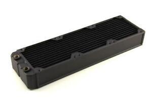 Black Ice Nemesis LX360 Radiator OEM (Builder Edition) - Black