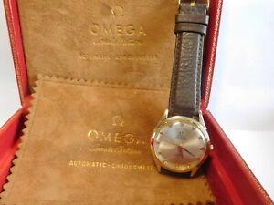Vintage Omega Constellation 2648-2 Cal.354 Bumper Automatik.Stahl-Gold