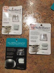 NuBrilliance Nu Brilliance Fine Tip 3 Packs Total Sealed 3 Tips 30 Filters