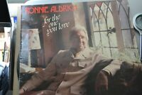 RONNIE ALDRICH   FOR THE ONE YOU LOVE    LP    DECCA   SKL 5319