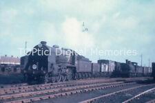 Rail 35mm Slide 30521 Feltham Yard Sep'54 #C537