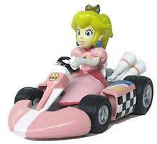"Mario Kart Wii Pull-Back Car Version 2 Mini Figure - 3"" Peach (Japanese Import)"