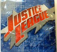 "16 Justice League 12"" Napkins Party Supplies Birthday DC Comics Superman Batman"