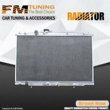 Aluminum Radiator Fit Acura TL V6 3.2L J32A3 MT 04 05 06 2 Row Manual MT