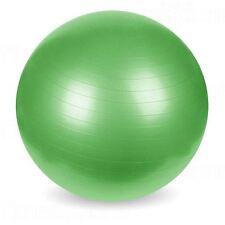 Exercise Gym Yoga Swiss Ball Fitness Pregnancy Birthing Anti Burst 65cm Green