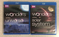 BBC Wonders of the Universe & Wonders of the Solar System (Blu-ray), Brian Cox