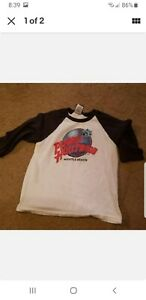 Youth Small Planet Hollywood T Shirt Myrtle Beach