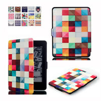 Slim Magnetic Leather Smart Case Cover for 6'' Amazon Kindle Paperwhite 1/2/3