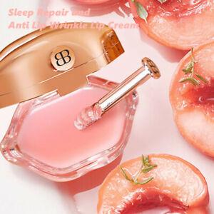 Lip Sleeping Mask Night & Daily Use Honey Sheet Propolis Extract with Brush
