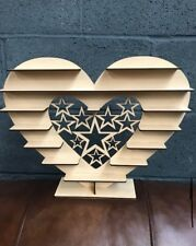 Stars   Stand Heart Tree   Display or Centrepiece for Ferrero Rocher Wedding