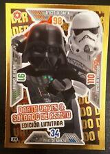 Carta Lego Star Wars Serie 2 LE10