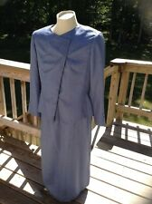 Vintage Andrianna Papell 2 Piece Formal Evening Wear with Beaded Detail Size 14