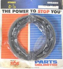 BRAKE SHOES for SUZUKI TS185 DF DR GT SB GN GZ RM 200