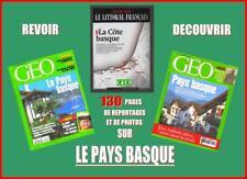 LE PAYS BASQUE - géo - BAYONNE / prixportcompris