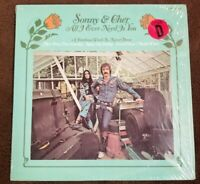 """1972 Sonny & Cher """"All I Ever Need Is You""""  LP - KAPP Records (KS-3660) NM"""