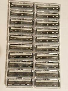 Neu 50 Rasierklingen kompatibel zu Gillette Contour & Plus gute Qualität