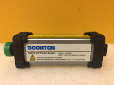Boonton 52012 10 Mhz To 124 Ghz 50 To 20 Dbm Cw Power Sensor Tested