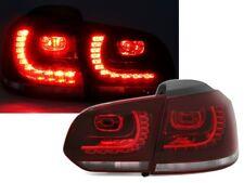 LED Rückleuchten Set in Rot Weiß für VW GOLF 6 Limo VI Heckleuchten R DESIGN