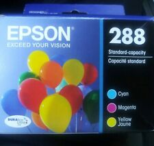 Epson Ink 288 Cyan Magenta Yellow Standard Capacity