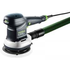 Festool ETS150/5 EQ-Plus 110v Sander Eccentric In Sys 3 Systainer 571920 575064