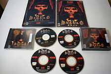 DIABLO II LORD Of DESTRUCTION EXPansion Complete BRADY GUIDE