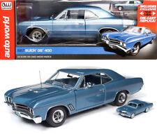 1967 Buick GS 400 + 1:64 Replica Version 1:18 Auto World Ertl AMM1115