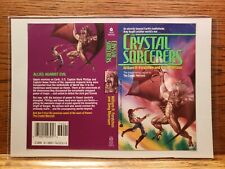 Frameable Cover Proof for Crystal Sorcerers by Forstchen Artist Joseph De Vito